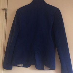 Zara Jackets & Coats - Zara large blue blazaar